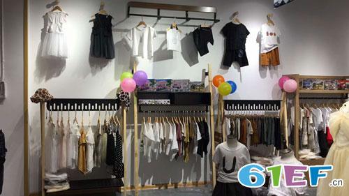 喜讯!恋衣臣童装郑州奥特莱斯130平大店正式开业!