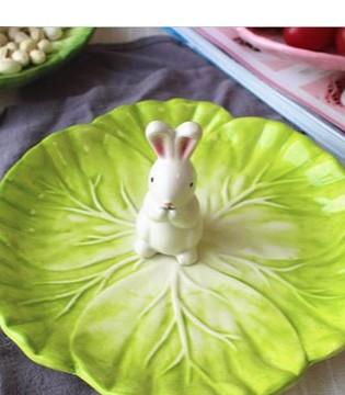 好看又有个性的小餐盘 让你胃口大开哦