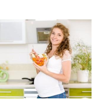 孕妇可以吃碱性食物吗? 有哪些好处呢?
