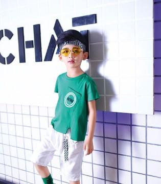 下一个奇迹 7月潮流酷童T恤新品搭配!