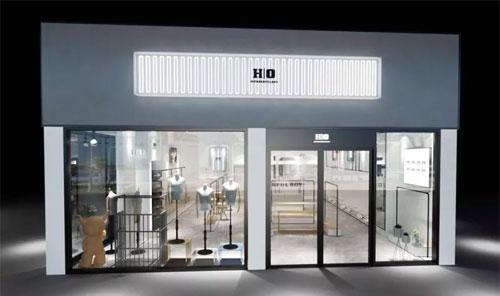 柏惠信子&H|O 高大上终端门店新形象来袭