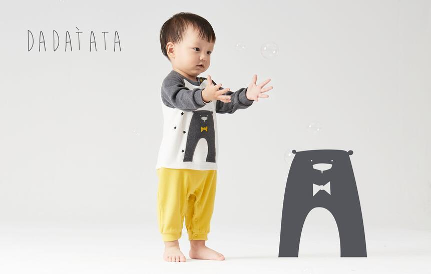 DADATATA哒哒嗒嗒2018秋冬新品趣玩上市