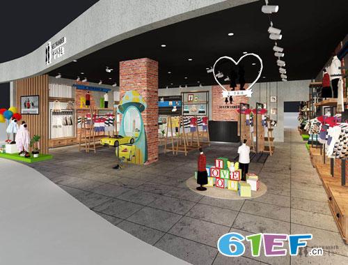 """预祝""""下一个奇迹""""童装品牌温州二店开业大吉!"""