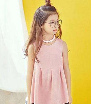 """芭乐兔童装之魅力超""""裙"""" 才能不负夏日"""