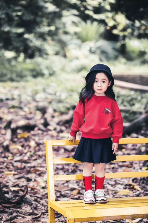 Littlemoya摩亚小作2018秋季新品上市
