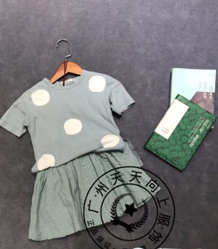 天天向上童装品牌:夏季儿童T恤热卖推荐!