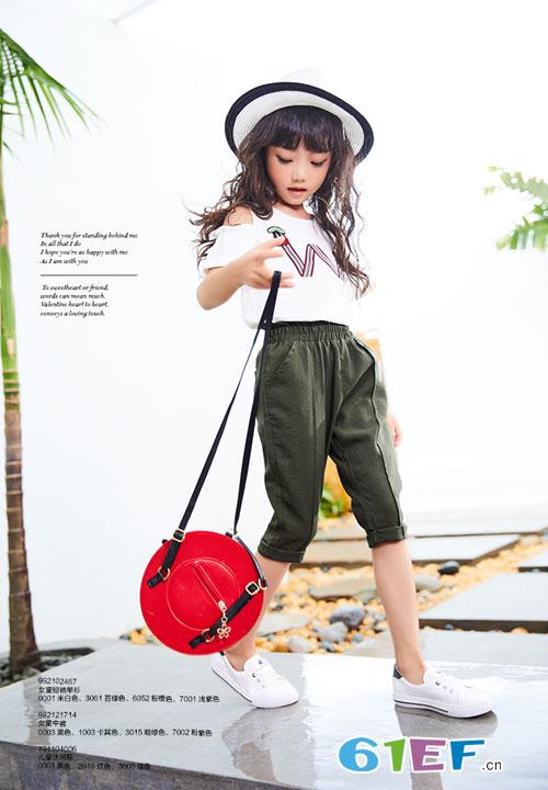 7月暑期旅游儿童服饰搭配推荐――卡儿菲特!