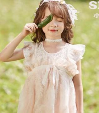 公主出游季 小象Q比童装让妮如夏日清风般迷人