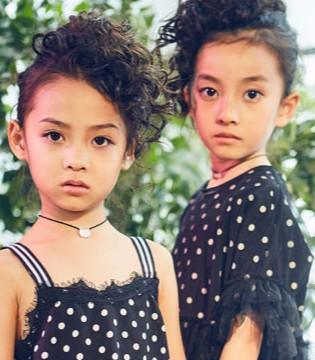 小资范童装解锁夏日女神的DNA 成为出众娇点