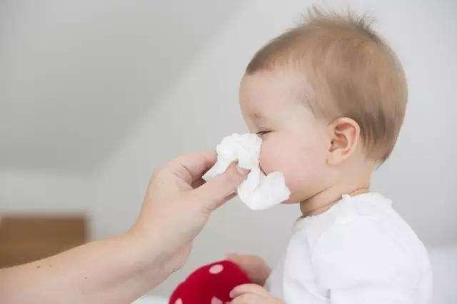 宝宝流鼻涕的原因是什么?怎么缓解宝宝流鼻涕?