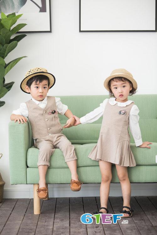 东宫皇子童装品牌:随便穿穿是绝对不行的!