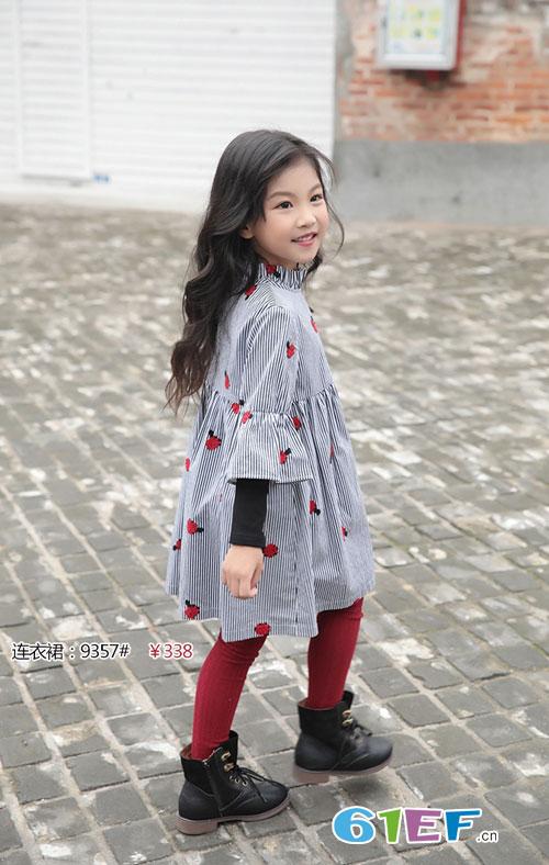 喜讯!米芝儿童装品牌2018秋季新品上架啦!