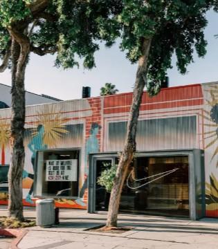 Nike全新零售概念第一家门店亮相洛杉矶
