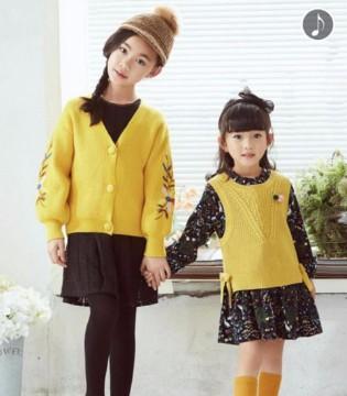 瞧吧――可趣可奇童装品牌2018秋季新品上架啦!