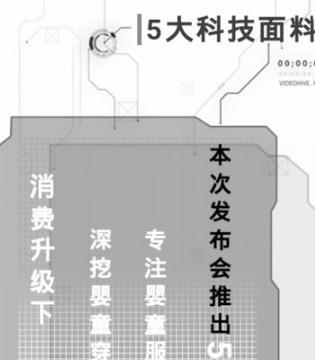 九子鱼童装品牌2019春夏新品发布会邀请函!