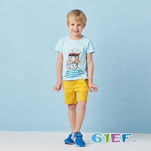 7月给孩子防暑很重要 dishion的纯<a href='http://corp.61ef.cn/list-15-0-0-1.html'  style='text-decoration:underline;'  target='_blank'>童装品牌</a>!