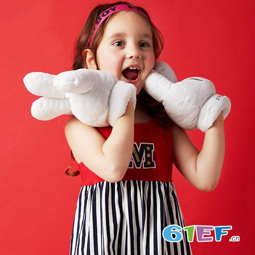 7月给孩子防暑很重要 dishion的纯童装品牌!