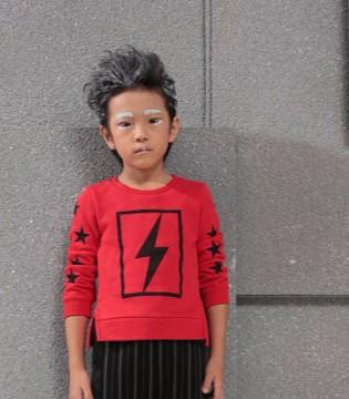 小猪芭那童装2018秋 时髦高颜值的KIDS要这样穿!