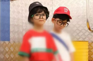 H|O柏惠信子童装  2019春夏新品发布会预告