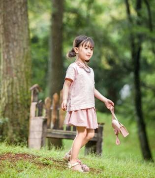 一年有四个春天――琦瑞德泽童装品牌加盟!