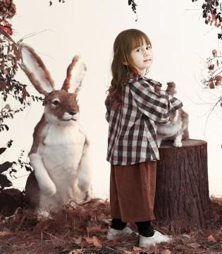 防暑很重要 防寒亦很重要――兔子杰罗童装品牌秋季新品!