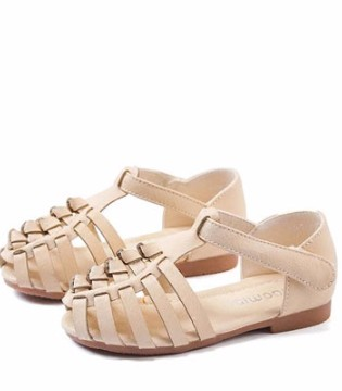 夏日女童公主凉鞋  时尚舒适甜美可爱