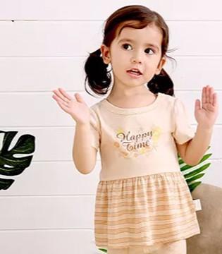 棉果果童装 天然彩棉 给宝宝细致的关爱