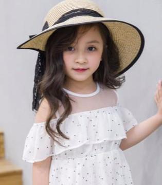 梦芭兔童装之连衣裙 美丽夏日 气质出行