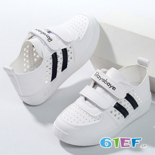 欢乐暑假 夏季出游 换上最帅气的童鞋出门