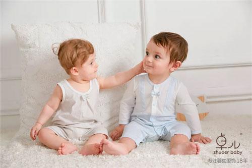 燃情7月 卓儿婴幼外服成功C位出道!