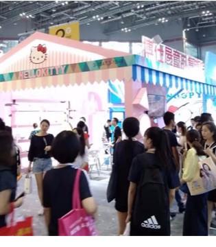Dr.House博仕屋华丽登场2018上海CBME婴童展