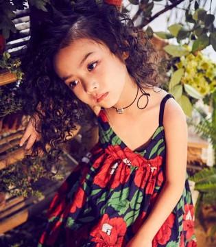 儿时的打扮 气质的塑造――小资范童装品牌!