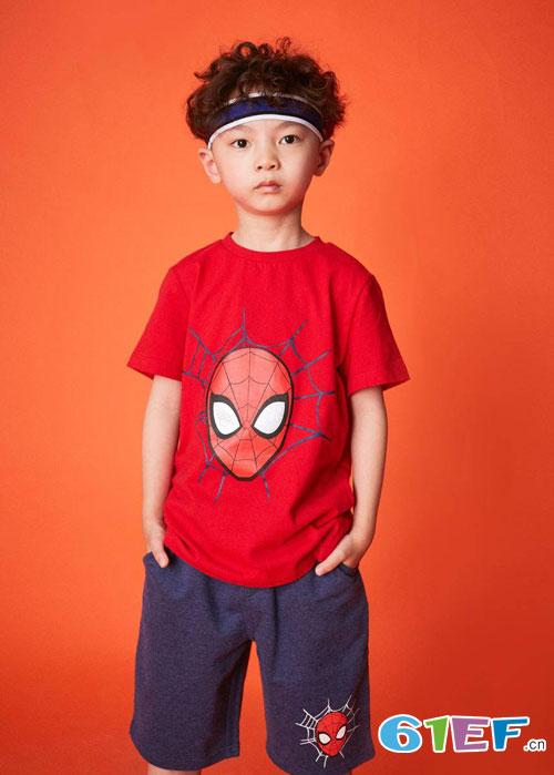 我也想与中国童装碰撞出一些火花——C&A澳门银河娱城官方网站童装!