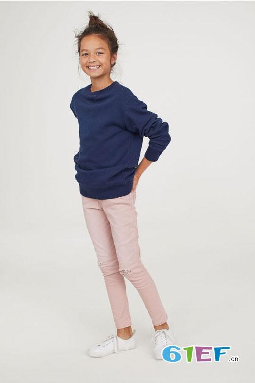 三伏天很热怎么办?快乐就完事儿了――H&M童装!
