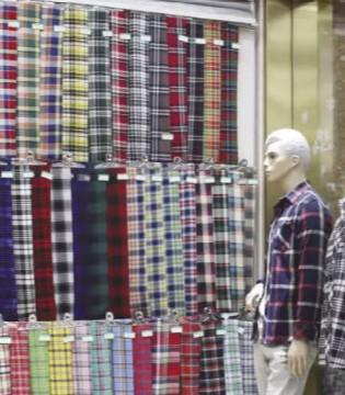 轻纺城北市场:完善产业链,市场交易持续兴旺