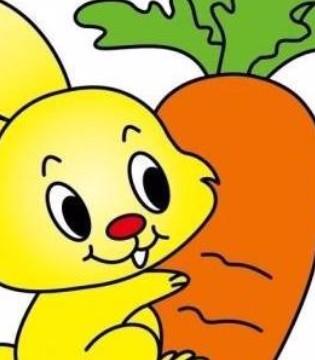 听1001夜童话童装讲故事 美丽的小兔