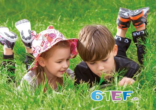 孩子秋季这样穿就很skr――CAMKIDS垦牧童装!