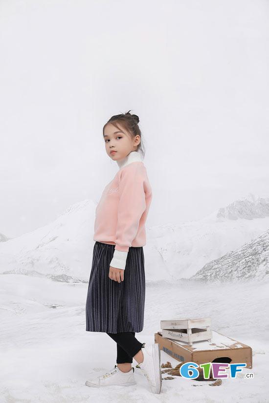 """2018秋冬潮童当道 班吉鹿""""耀""""你好看"""