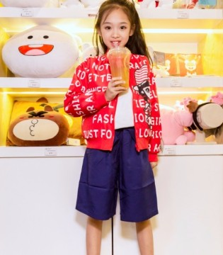 生日来点新鲜时尚的!ABC KIDS生日小红鞋