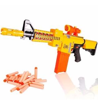 孩子总爱玩枪 家长真的可以放任不管么?