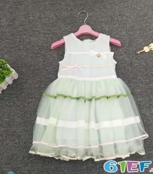 嗨!潮妈们!你家小宝贝想要的公主裙都在皮咖丘