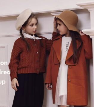 Yukiso童装 让你的宝贝成为2018秋冬的弄潮儿