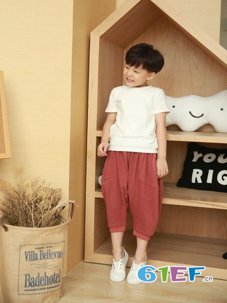 NNE&KIKI童装品牌将教育融入服饰 加入我们吧