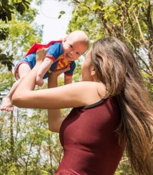 宝宝是通过哪几种方式辨别妈妈的?看完你就知道了