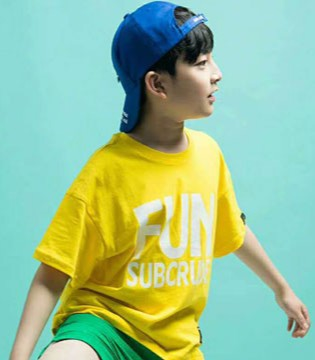 小嗨皮多彩的男童T恤 让你的宝贝帅气又时尚!