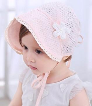 宝宝必备的可爱婴儿帽  给宝宝温柔的呵护