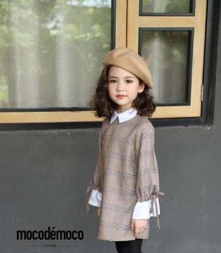 先睹为快――mocodémoco童装品牌秋季新品来啦!