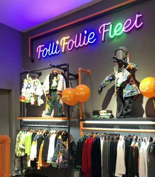 恭喜Folli Follie品牌童装店成功签约入驻西安!