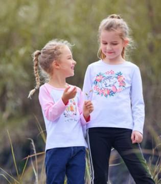 卡波树童装:有我在 孩子能走遍整个世界!