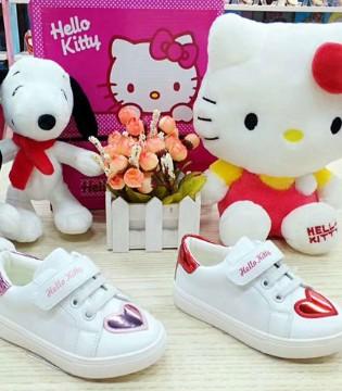 Hello Kitty童鞋秋季新品  打开潮流新时尚